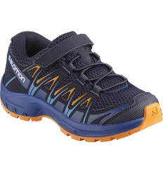 Pantofi Alergare Salomon Xa Pro 3D Copii Albastru