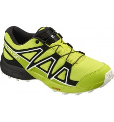 Pantofi Alergare Salomon Speedcross Junior Galben