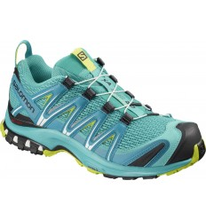 Pantofi Alergare Salomon XA PRO 3D Femei Albastru
