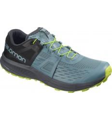 Pantofi Alergare Salomon Ultra Pro Barbati Albastru