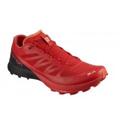Pantofi Alergare Salomon S/Lab Sense 7 SG Femei Rosu