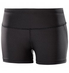 Colanti Alergare Salomon Agile Short Tight Femei Negru