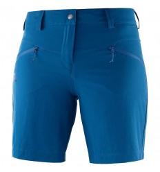 Pantaloni Drumetie Salomon Wayfarer Lt Short Femei Albastru