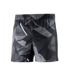 Pantaloni scurti alergare Salomon Agile 5'' Short Barbati Gri