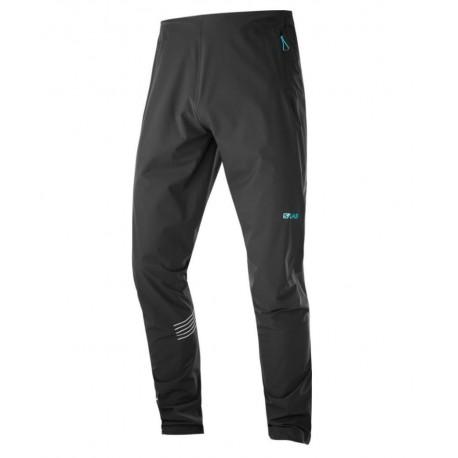 Pantaloni Alergare Salomon S/Lab Motionfit 360 Barbati Negru