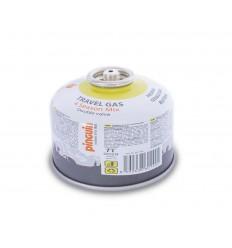 Butelie gaz arzator 110 grame, cu valva, Pinguin Travel Gas
