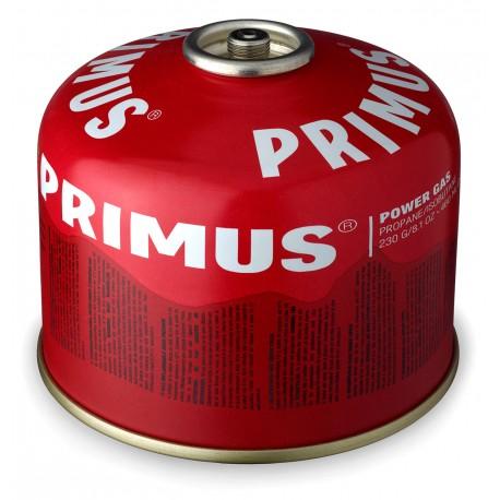 Butelie gaz arzator camping 230 grame Primus Power Gas self-sealing