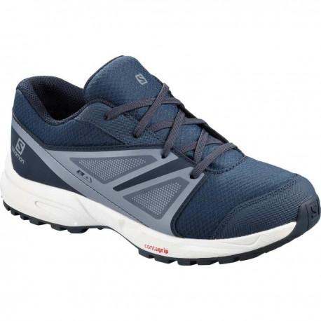 Pantofi sport impermeabili juniori Salomon Sense CSWP J