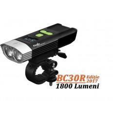 Lanterna bicicleta led 1600 lumeni Fenix BC30R