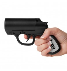 Pistol autoaparare cu spray piper Mace Pepper GUN