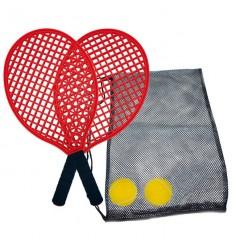 Set 2 rachete tenis pentru plaja Schildkrot - 970130