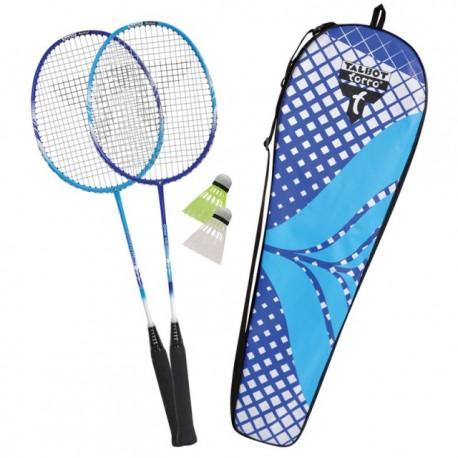 Rachete badminton set 2 buc Fighter Pro Talbot-Torro - 449404