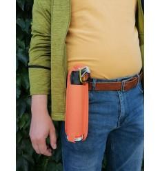 Spray urs autoaparare ursi Sabre Frontiersman 260 grame cu husa cordura portocalie