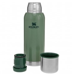 Termos 1 litru Stanley Adventure inoxidabil, culoare verde
