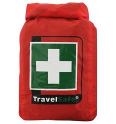 Trusa prim ajutor cu saculet impermeabil TravelSafe Globe