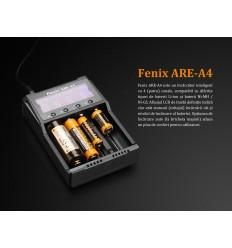 Incarcator baterii cu 4 canale Fenix ARE-A4 inteligent