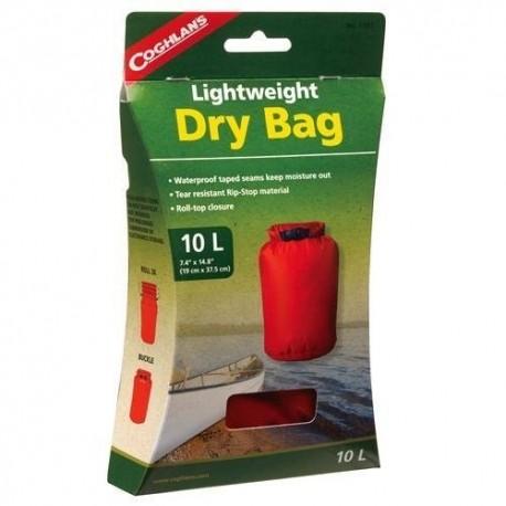 Sac textil impermeabil 10 litri Coghlans
