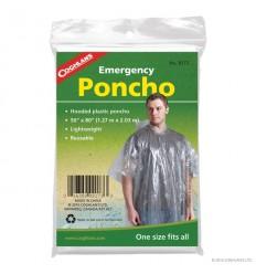 Poncho transparent pentru ploaie Coghlans