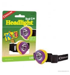 Lanterna frontala pentru copii Coghlans Bug Eye