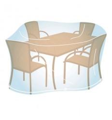 Husa pentru mobilier de gradina Campingaz M, 90 x 170 x 150 cm