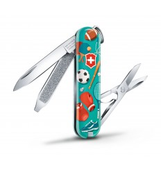 Briceag Victorinox Classic, 58 mm, Sports World