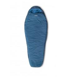 Sac de dormit Pinguin Savana PFM, +5/ 0 /-15 °C, 1.3 Kg, albastru