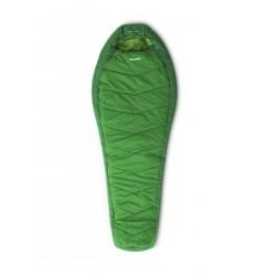 Sac de dormit Pinguin Mistral PFM, +3 /-3 /-19 °C, 1.6 Kg, verde