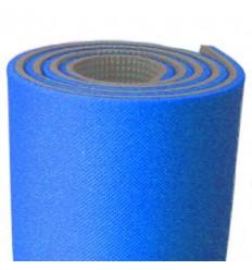 Saltea izopren 180 x 50 x 12 mm Polifoam albastra