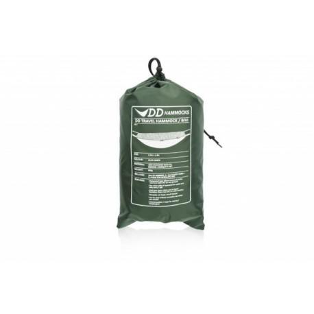 Hamac Travel Bivi Olive Green DD Hammocks, 270 × 140 cm, 930 g