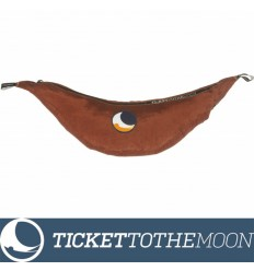 Hamac Ticket to the Moon Single Compact Chocolate 320 × 155 cm, 500 grame