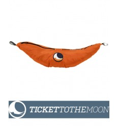Hamac Ticket to the Moon Single Compact Orange 320 × 155 cm, 500 grame