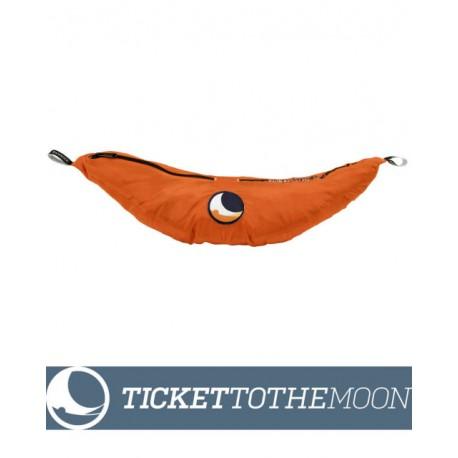 Hamac Ticket to the Moon Single Compact Orange 320 × 155 cm, 500 grame