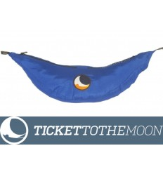 Hamac Ticket to the Moon Single Compact Royal Blue 320 × 155 cm, 500 grame