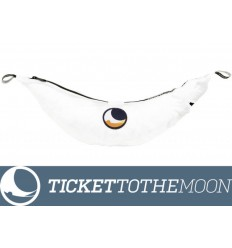 Hamac Ticket to the Moon Single Compact White320 × 155 cm, 500 grame