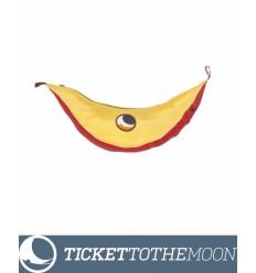 Hamac Ticket to the Moon King Size Burgundy 320 × 230 cm, 700 grame Dark Yellow 320 × 230 cm, 700 grame
