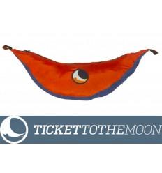 Hamac Ticket to the Moon King Size Royal Blue Orange 320 × 230 cm, 700 grame