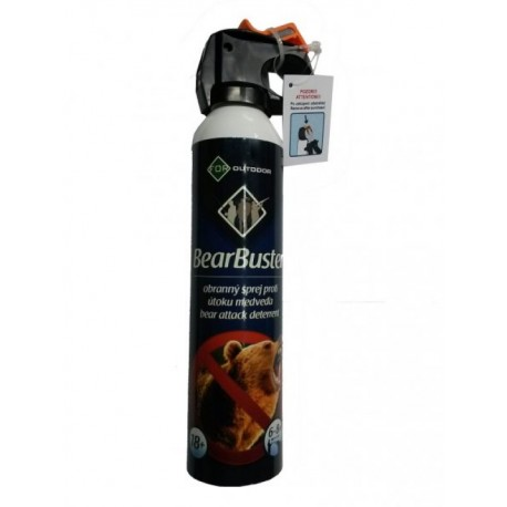 Spray urs autoaparare impotriva ursilor For Bearbuster 300 ml