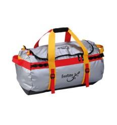 Geanta transport 90 litri Freetime Duffle gri