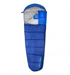 Sac de dormit 3 sezoane Spokey Nordic 250, albastru