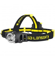 Lanterna frontala reincarcabila Led Lenser IH6R, 200 lumeni