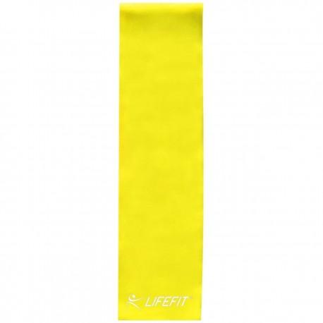 Banda elastica fitness Flexband 120 x 15 cm, grosime 0.45 mm