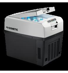 Lada frigorifica termoelectrica Dometic TCX 35 TropiCool, alimentare 12 V / 24 V / 220 V, volum 33 litri