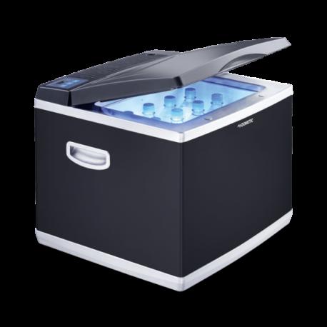 Frigider auto Dometic CK 40D Hybrid CoolFun, volum 38 litri, functie racire si functie congelare, alimentare 12 V / 230 V
