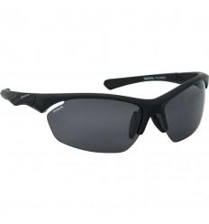 Ochelari de soare polarizati Daiwa PRO, lentila neagra, cu husa