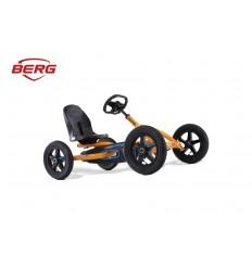Kart Berg Buddy B Orange, 3-8 ani