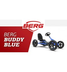 Kart Berg Buddy Blue, 3-8 ani