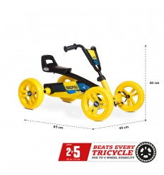 Kart Berg Buzzy BSX, 2-5 ani