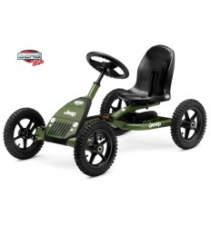 Kart Berg Jeep Junior, 3-8 ani