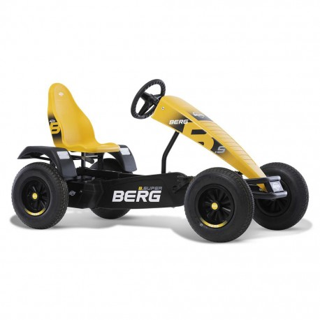 Kart Berg XL B.Super Yellow BFR, 5+ ani