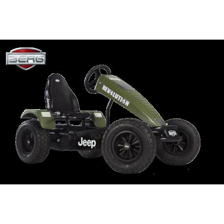 Kart Berg XL Jeep Revolution BFR, 5+ ani
